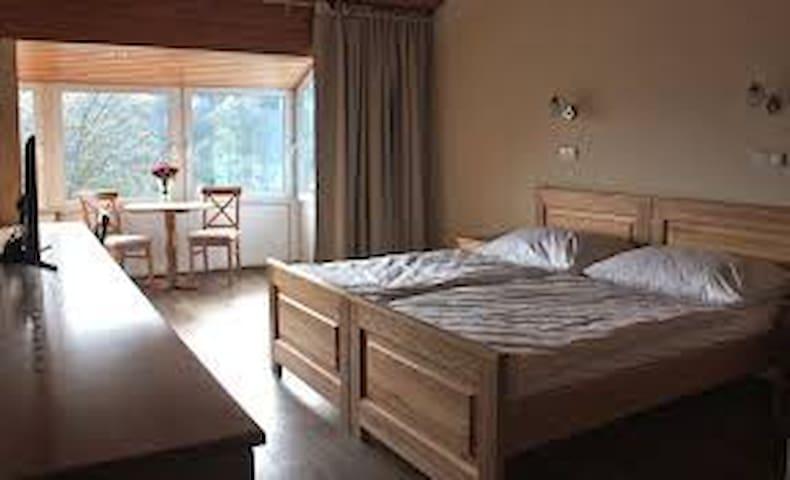 Hotel ORIX - Jáchymov - Szoba reggelivel