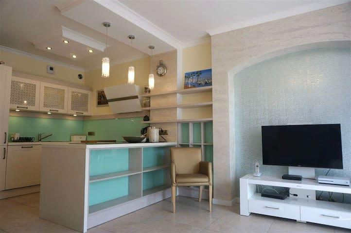 Apartament w sercu Kielc