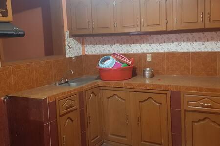 Bonita y tranquila casa en Almoloya de Alquisiras