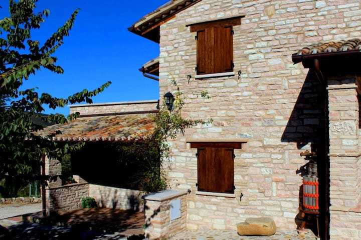 Rustic Country House - Cagli - Hus