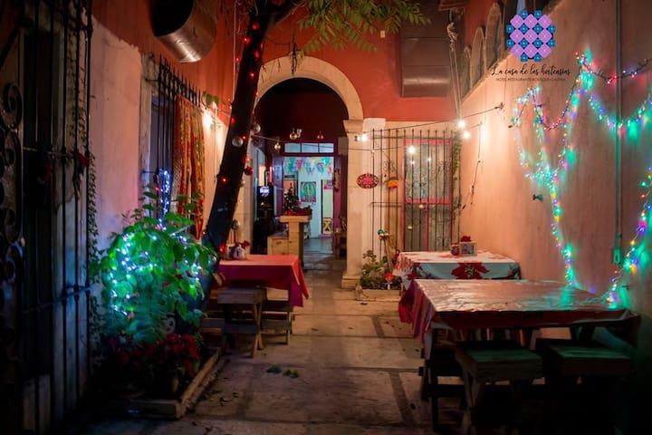Hotel-boutique Casa de las Hortensias