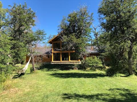 Cabaña San Esteban, Lago Cholila