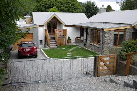 Modern home in Historic Arrowtown - Arrowtown - Daire