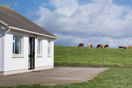 Oyster Bay House on Claggan Island, Belmullet - Belmullet - Cottage