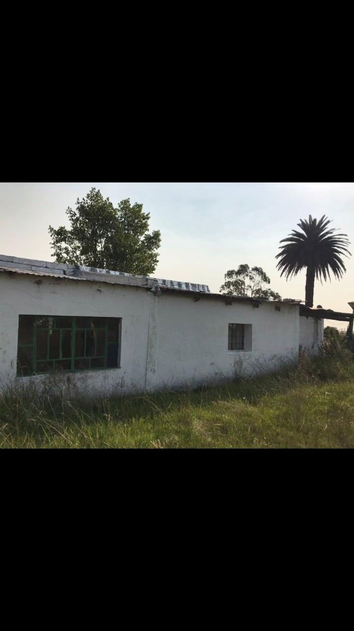 Casa campo anexa Ruta 7