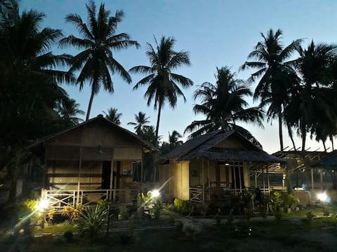 Sunset Cottage with Aircon