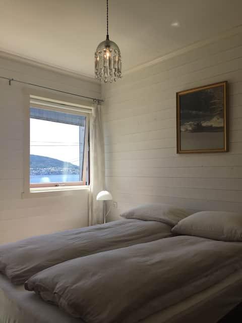 Koselig leilighet i nærheten av Gamle Bergen Museum