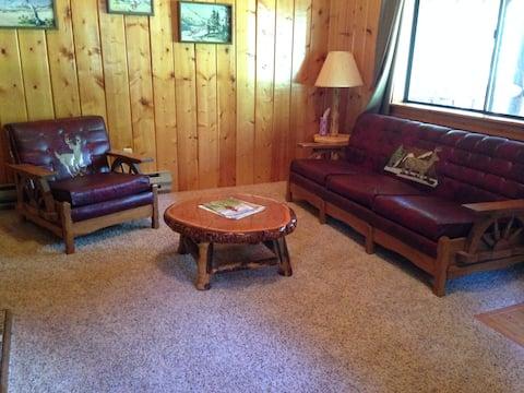 Teton Cabin, Rocky Mountain Front