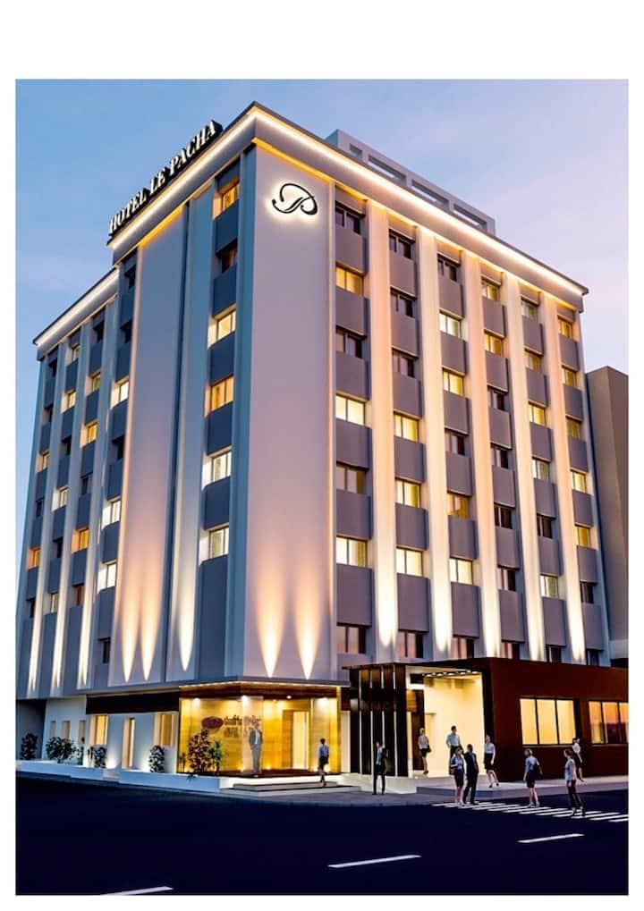 Hôtel LE PACHA