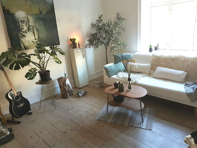 Cozy apartment for couples and/or families