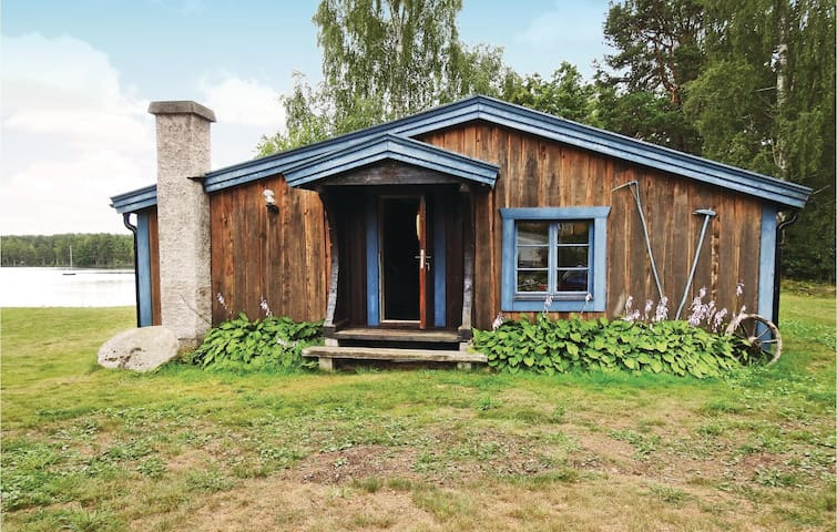 Holiday cottage with 2 bedrooms on 63m² in Fröseke