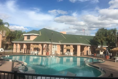Property vacation,5 min from Disney - Kissimmee - Pis