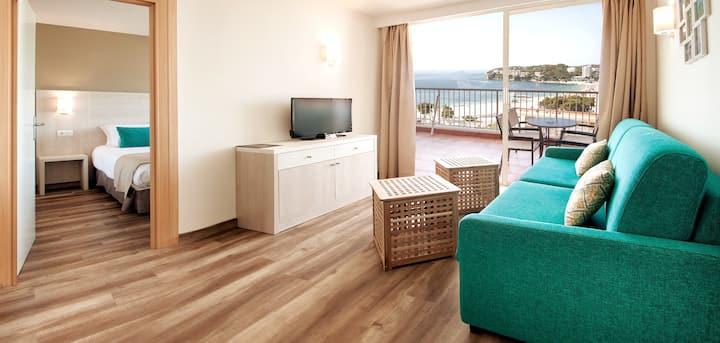 Apartamentos con plenas vistas al mar