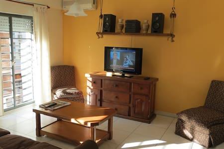 Apartamento ideal para disfrutar de Mendoza - Mendoza