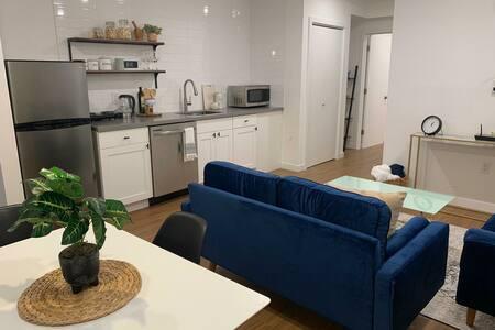 New modern unit in Seattle