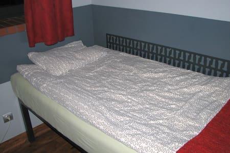 Hostel Fabryka - pokój nr 6 (jednoosobowy)