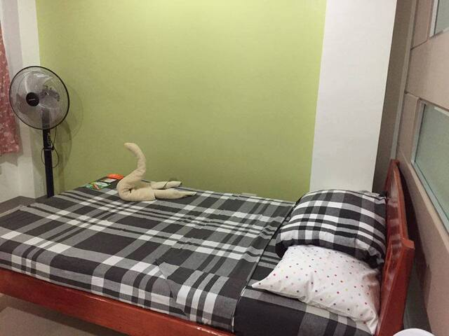 Studio apt for 1-3 people in Bohol! - Tagbilaran City - Apartment