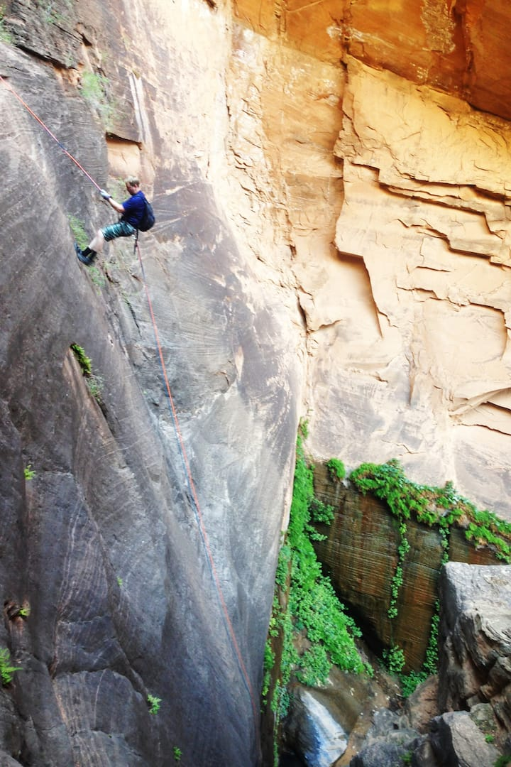 Canyoneering packages
