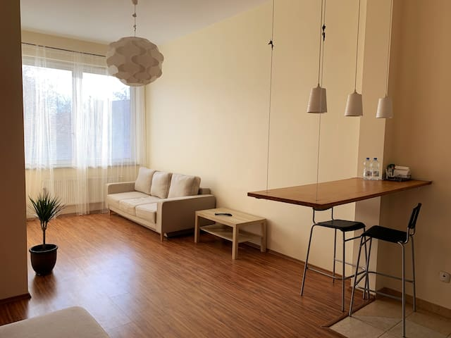 Polonia Apartments