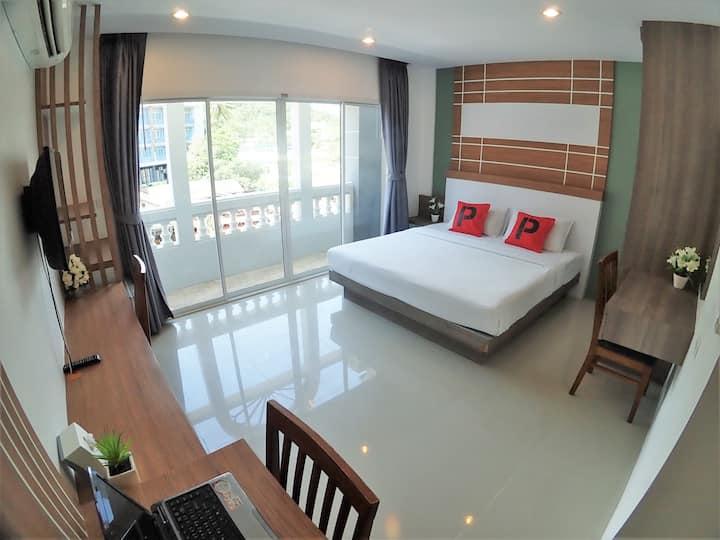 Pop-in Hostel - Deluxe Private Room