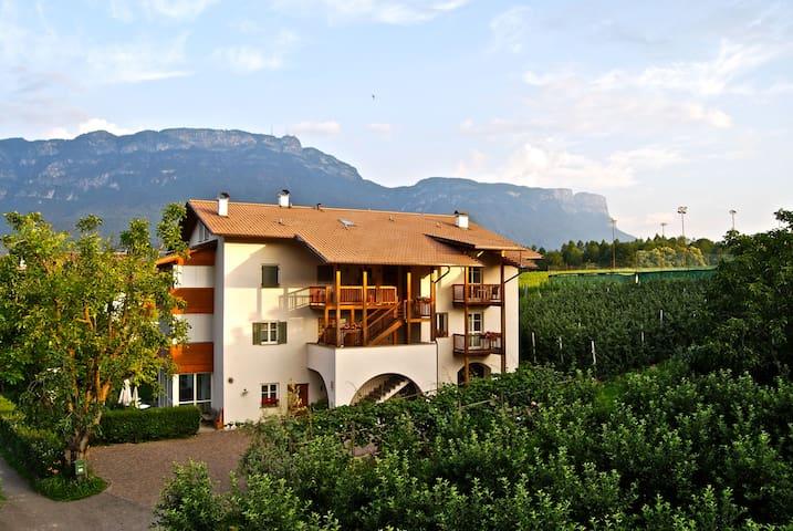 2 Wohnungen für Genießer und Paare - Appiano sulla strada del vino - Byt