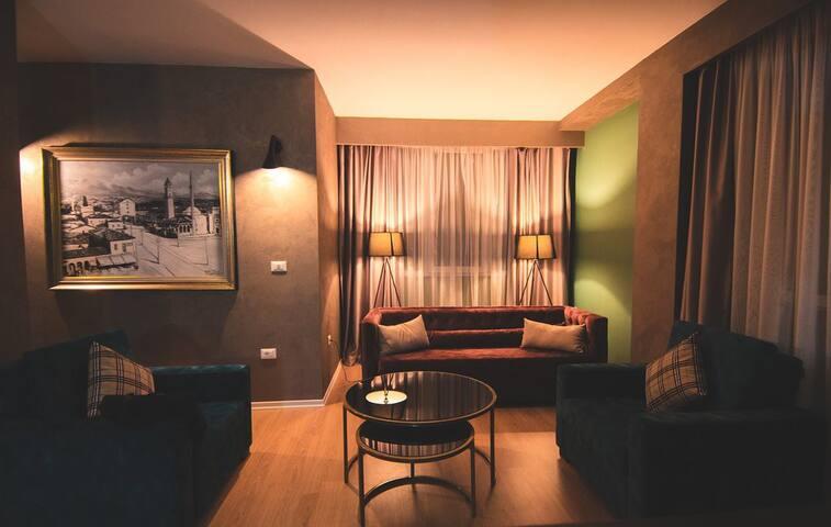 VH Premier As Tirana Hotel DOUBLE SINGLE USE ROOM