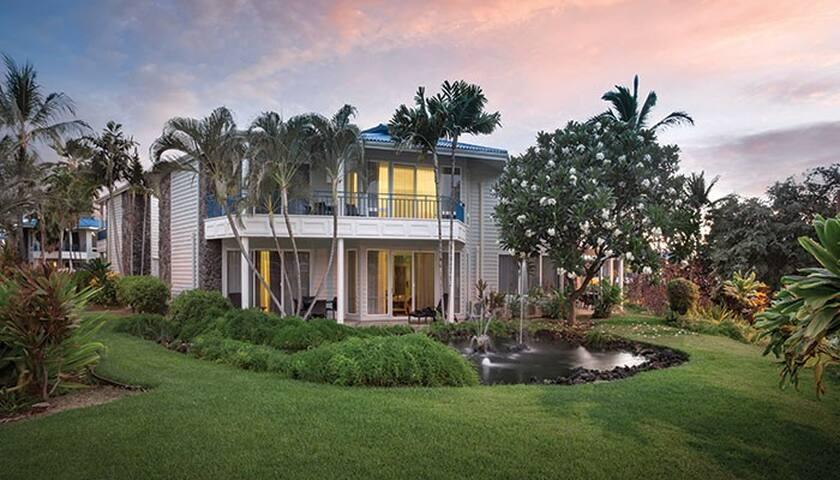 Tropical 1BR Villa at Holua Resort (Sleeps 4)