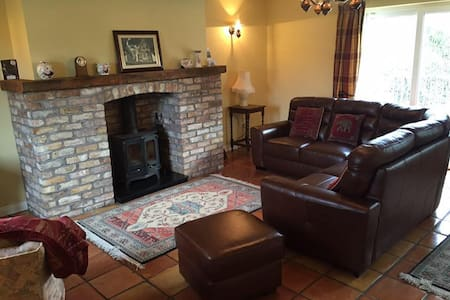 Sally's Grove luxury self catering - Enniskillen - บ้าน