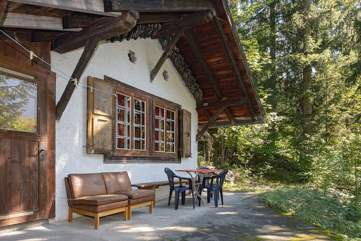 Waldhüsli in Grindelwald