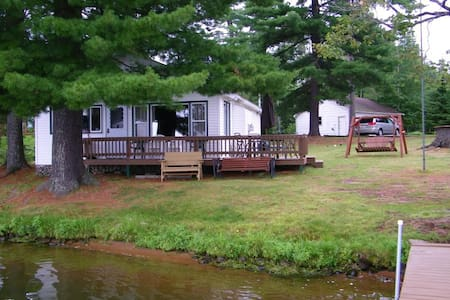 Waters Edge Cabin - Eagle River - Cabane