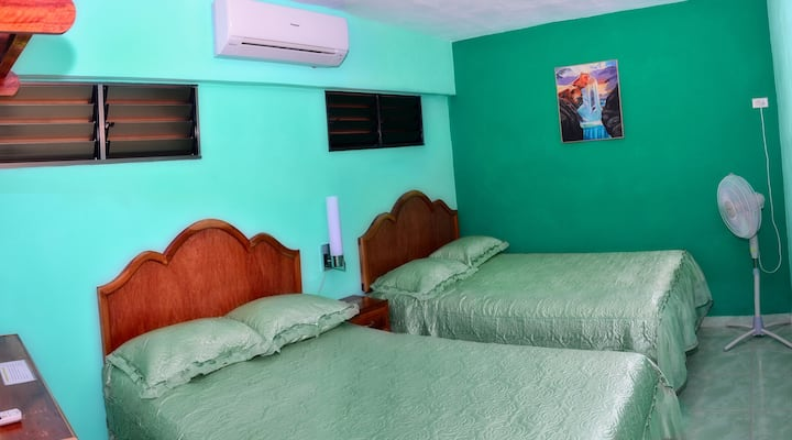 Hostal Alicia Room 4 (Moron)