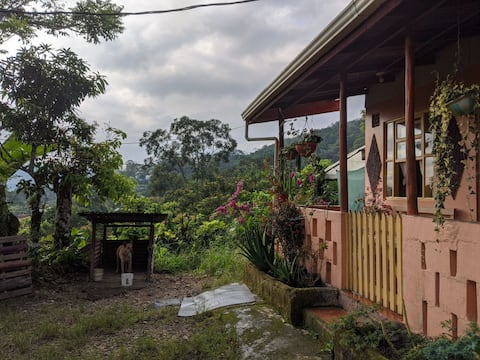 Abuelita's Mountain Cottage
