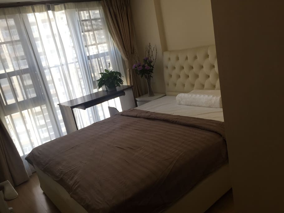 纯棉床单及被套