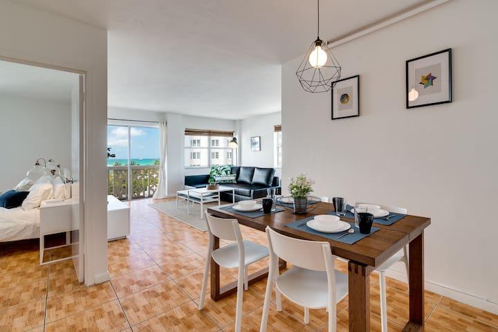 Miami Beach Fabulous Ocean Views  Private Apt