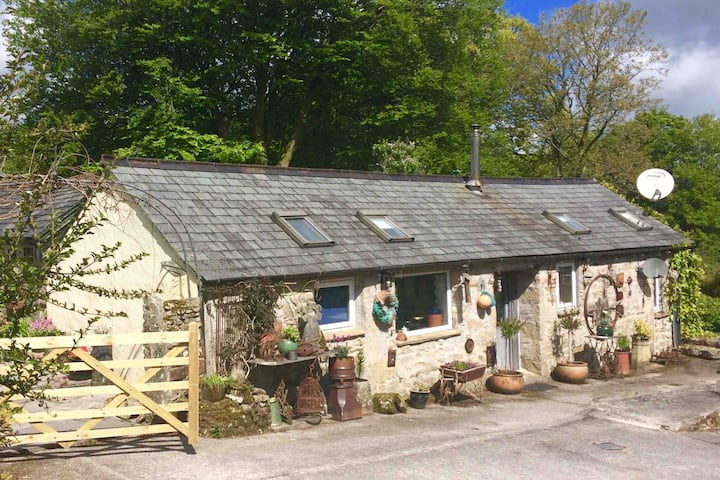 Riverside Barn - On Bodmin Moor