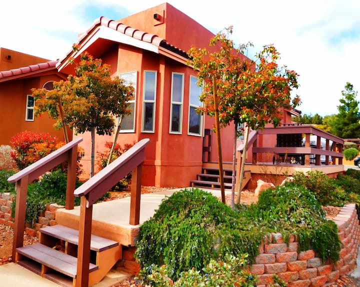 Sedona  PINES Cottage of Renewal & REVIVE!