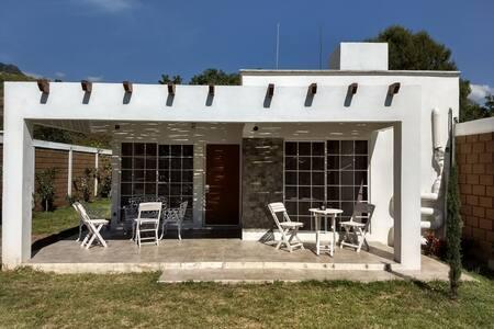Casa Ecológica un hogar completamente sustentable
