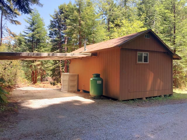 Libby Forest Cabin