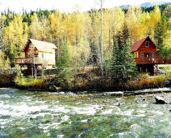 Alaska Forest & Trail - River Cabin 1