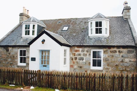 Foresters Lodge, Nethy Bridge, The Cairngorms - Highland - Haus