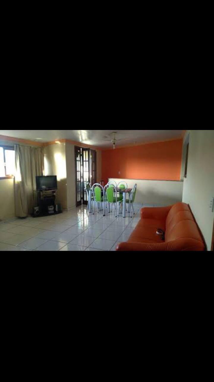 Apartamento duplex para temporada em PIUMA- ES