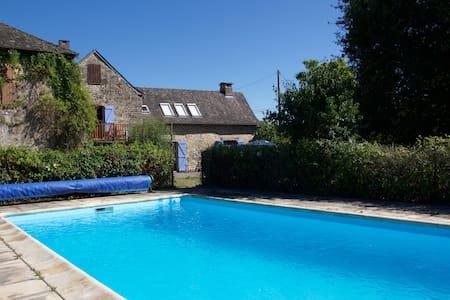 Peyrar, near Caylus, Tarn-et-Garonne, France - Ginals  - Villa