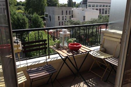 Appartement accueillant 20min Paris - Champigny-sur-Marne