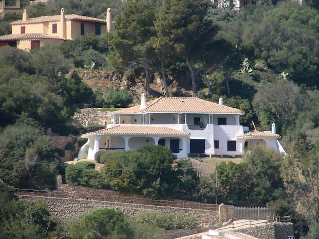 Villa Paolina - Torre Delle Stelle (Maracalagonis) - Huvila