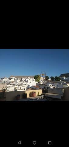 Ibiza centre terrace jusqu'à 4 personnes
