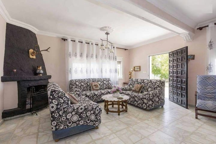 Superb house with pool and garden - Conil de la Frontera - Huis