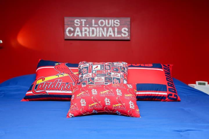 The Cardinals Cave