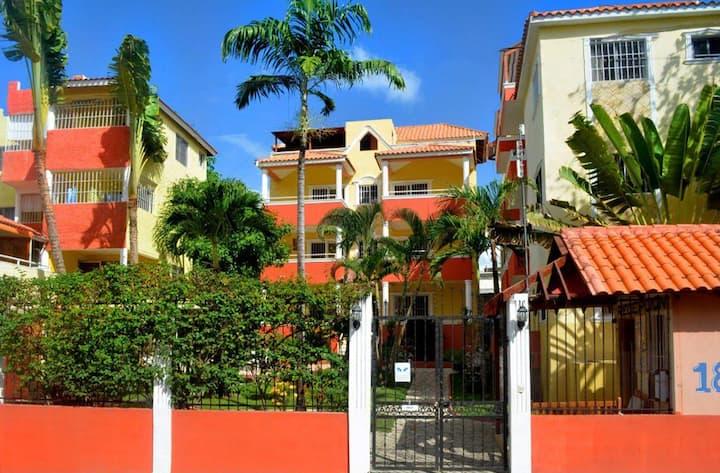 Parco del Caribe - Habitacion Con Balcon l