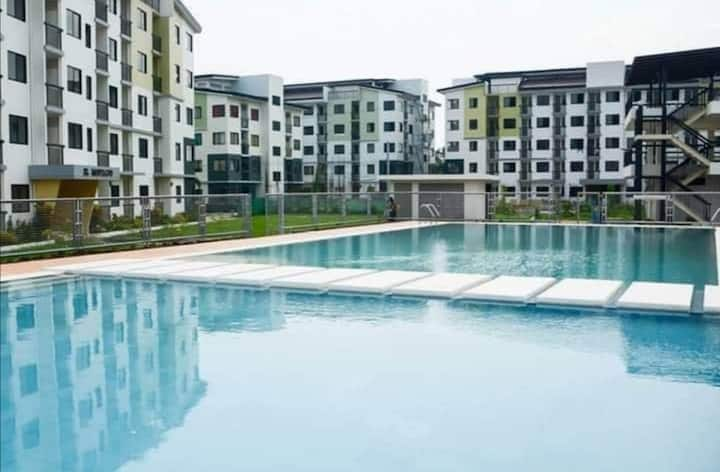Space for a minimalist Condo beside EK