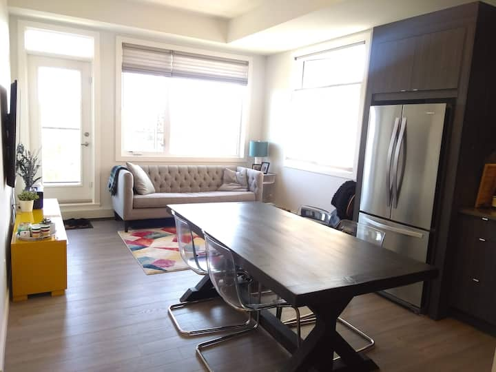 Clean & Contemporary 2 BR in Inglewood